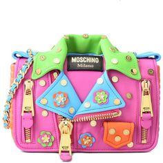 Designer Clothes, Shoes & Bags for Women Classic Handbags, Mini Handbags, Purses And Handbags, Moschino, Shoulder Handbags, Shoulder Bags, Clutch Mini, Paper Purse, Novelty Bags