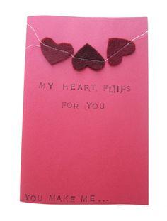 The Crafty Novice: Happy Valentine's Day DIY card Happy Valentines Day, Valentine Gifts, Happy Hearts Day, Creative Cards, Creative Ideas, Valentine's Day Diy, Crafts To Do, Diy Cards, Scrapbook Cards