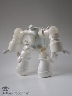 Vue d'ensemble de ma bande de Bottlerobot  (revenez voir de temps en temps car ils n'y sont pas tous )  Je tâcherais de la mettre à jour ré...
