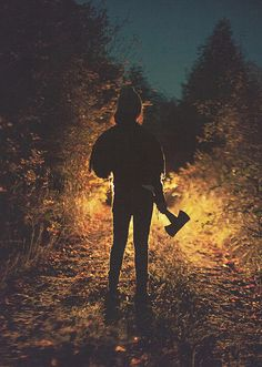 ~ with an axe and against the world ~ #story #inspiration #character