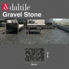 Combina resistencia y belleza en tus espacios con Gravel Stone: http://www.daltile.com.mx/gravelstone