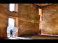 Petra (Jordan), all you've heard is wrong. The true ancient history of Petra. Forbidden Archaeology. - YouTube