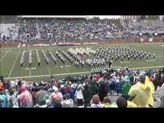 Ohio University Marching  110 LMFAO Party Rock Anthem