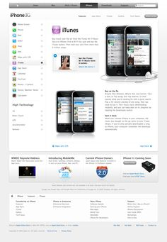 Apple - iPhone - Features - iTunes (11.06.2008)