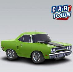 ¡Regresando por tiempo limitado: el Plymouth RoadRunner 1970! ¡Agarra hoy este clásico puro músculo!    13/03/2013