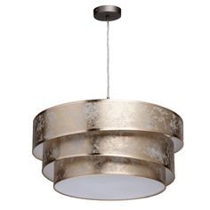 MW-Light 454011003 Modern round pendant light with fabric lampshade with gold foil buy online Round Pendant Light, Lustre Design, Light Elegance, Fabric Lampshade, Gold Foil, Modern Lighting, Light Up, Light Fixtures, Modern Design