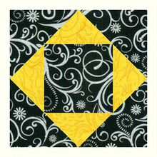 2 COLORS - 4X4 SQUARES - 110 Quilted Potholders eBook - Leisure Arts
