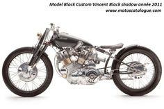 2011 Falcon (USA) Replica Vincent Black Shadow 1000cc