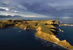 L'île du Sud, Nouvelle-Zélande