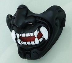 Kabuki Samurai Masks