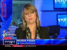 Nota editorial de nuria luego de incidente con embajador de Venezuela