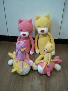 Smurfs, Diy And Crafts, Crochet Patterns, Teddy Bear, Toys, Animales, Amigurumi, Crochet Granny
