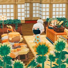 🌱🐝🍯🌱 ✨warm and bright✨ Animal Crossing Wild World, Animal Crossing Guide, Animal Crossing Villagers, Animal Crossing Characters, Animal Crossing Qr Codes Clothes, Animal Crossing Pocket Camp, Motif Acnl, Kawaii Room, Cute Icons