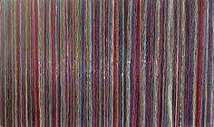 'All Sorts' (Giant Black) by Kim Switzer Enamel ~ 150 cm x 250 cm