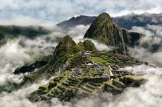 Machu Picchu - The Lost City of the Incas >> On the top 3 list!