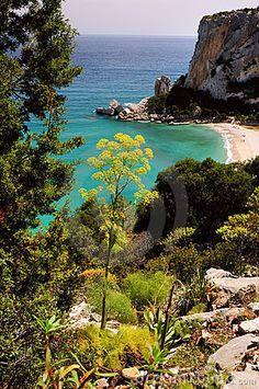 Spiaggia di Cala Gonone, Sardegna