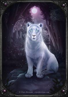Spirit of the Cat by CLB-Raveneye.deviantart.com on @DeviantArt