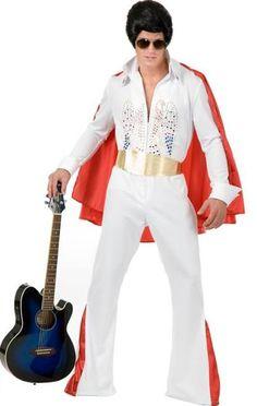 Diy elvis costume to do list pinterest elvis costume costumes elvis jumpsuit costume 3xl solutioingenieria Image collections