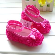 "Simplicity is the keynote of all true elegance."" : Baby Girl Shoes"