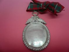 Victorian Silver Agricultural Medal 1899 Eastwood by DartSilverLtd, £125.00