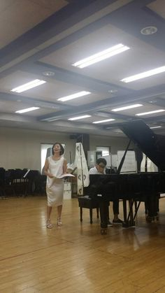 Master classing in Korean National Universtity of Arts, where all the musical Koreans come from! Master Class, Musicals, Basketball Court, Korean, Korean Language, Musical Theatre
