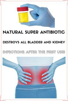 NATURAL SUPER ANTIBIOTIC DESTROYS ALL BLADDER AND KIDNEY INFECTIONS AFTER THE FIRST USE! | http://www.healthyfoodheadlines.com/natural-super-antibiotic-destroys-bladder-kidney-infections-first-use/