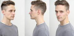 Gatsby men's hair
