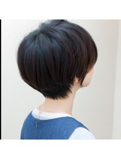 お客様スタイル★レイヤーショート【neaf 六本木】:L003895162|ニーフ(neaf)のヘアカタログ|ホットペッパービューティー Short Hair Cuts, Short Hair Styles, Hair Remedies, Girl Haircuts, Bob Cut, My Hair, Girl Fashion, Hair Makeup, Hair Color