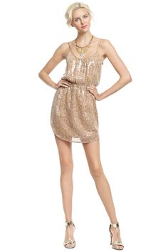 Rebecca Taylor Desert Sequin Sun Dress - Fun night out with the girls? Try this Rebecca Taylor dress - it's fun, flirty and fearless! Just like the RTR girl!