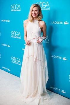 Naomi Watts in a white gown - click through to see who joins her in this week's best dressed list