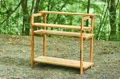 キャンプギアをDIY!変幻自在に使える木製キッチンテーブル | Hondaキャンプ | Honda