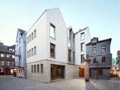 Kleine Rittergasse 11, ROTHENBERGER 4XS GMBH, Frankfurt a.M., Deutschland - FRANKEN\ARCHITEKTEN