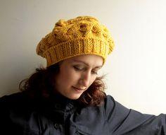 Knit Hat - Women Adult beanie