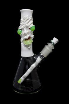Creepy #bong