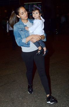 bollywoodmirchitadka: Shahid Kapoor, Mira Rajput with daughter 'Misha' a...