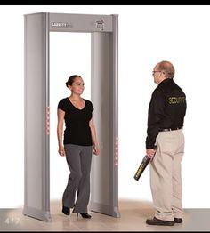 Arco detector de metales Garrett PD6500i