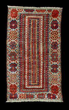 Early Sivas Rug AGE: circa 1800-1850 4 X 6 feet