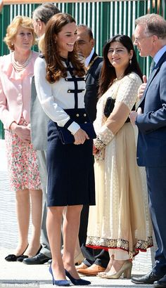 The Duchess of Cambridge pays tribute to her codebreaker grandmother as she reopens Bletchley Park   Mail Online