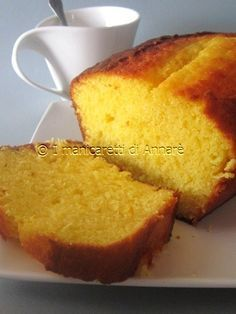 Plumcake allo yogurt sofficissimo (tipo Mulino Bianco):I manicaretti di Annarè