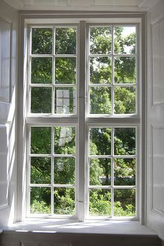 Oerslev Kloster in Viborg, Denmark Viborg, Sash Windows, Sunroom, Denmark, Doors, Hungary, Kitchen, Beauty, Sunrooms