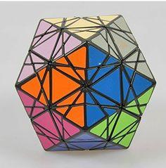 New Mf8 20 Sizes Icosahedron Cutting Cube Puzzle