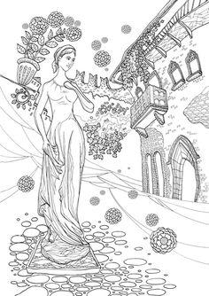 Coloring Europe: Bella Italia: A Coloring Book Tour of the World Capital of Romance: Il-Sun Lee: 9781626923966: AmazonSmile: Books