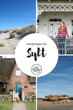Sylt Reisetipps – 7 Sehenswürdigkeiten für eine Woche auf der Insel Europa Tour, Good To Know, Dubai, Tours, Explore, Outdoor Decor, Berlin, Traveling, Wanderlust