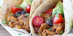 Chicken and Chorizo Tacos | Official Website for Chef Robert Irvine