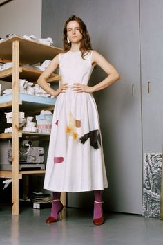 Roksanda Pre-Fall 2018 Fashion Show Collection