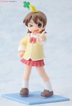Toys Works Collection 4.5 Nichijou 8 pieces (PVC Figure) Item picture7