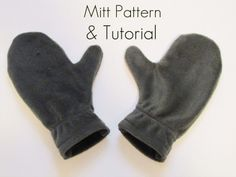 Toddler Mitten Sewing Pattern | If you're the site owner , log in to launch this site.