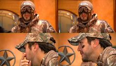 Sexy country men Luke Bryan and Jason Aldean in their camouflage ready to hunt like real men!