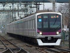 Tokyo Metro Hanzōmon Line (東京地下鉄半蔵門線)