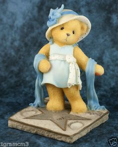 Cherished Teddies Bette You Are The Star of The Show 533637 1999 | eBay